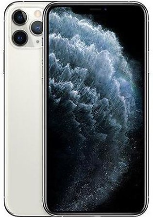 Apple iPhone 11 Pro Max (4G, 256GB, Silver) – PTA Approved