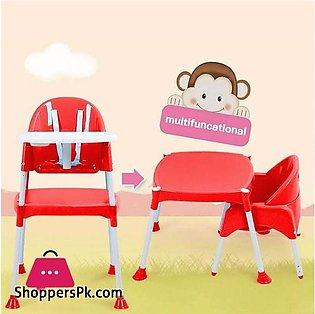 2 in 1 Baby High Chair Converts to a Chair and Table 8850