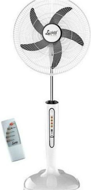 HB Traders Rechargeable Fan Stand Kn-8730