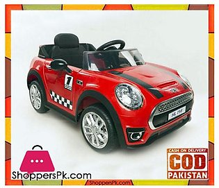Electric Cars Mini Cooper Ride-on For Kids  HL-198