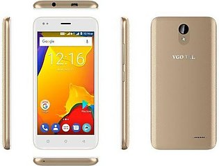 VGO TEL Smart 2 White Golden with Official Warranty