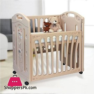 CHING-CHING Little Raccoon Baby Bed RB-04 Taiwan
