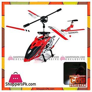 LS-Mini Remote Control Flying Helicopter 3.5 Channel