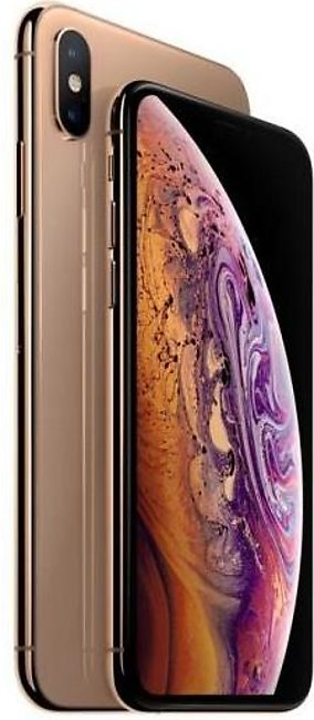 Apple iPhone XS Max (4G, 64GB Gold) – PTA Approved