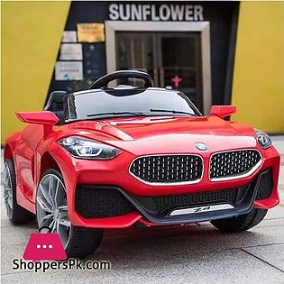 Kids Electric BMW Z4 Ride On Car + Parent Remote Control
