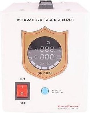Stabimatic 1000VA Automatic Voltage Stabilizer SR -1000