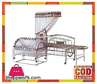 Baolimei Metal Baby Cradle and Cot 223-A