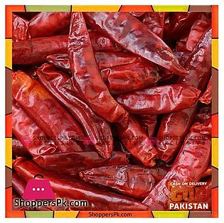 Red Chillie Whole – 1 Kg
