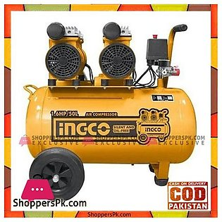 INGCO Silent and Oil Free Air Compressor – ACS215506