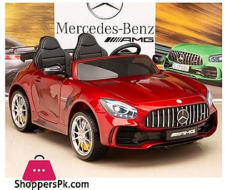 Mercedes-Benz AMG Kids Ride on Car With Remote Control Licence