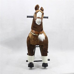 PUSH RIDE ON HORSE LARGE KLT2012-2