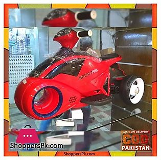 Battery Operated Kids Ride on Bike Cosmo 2-5 Years Kids  ZT-F19