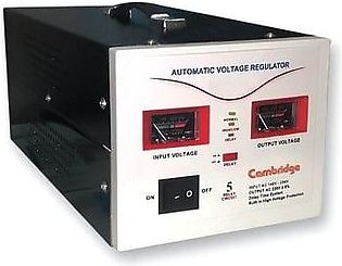 Cambridge Appliance Stabilizer P 3000