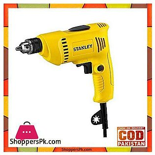 Stanley Sdr3006 6.5 Mm Electric Drill 300W-Yellow