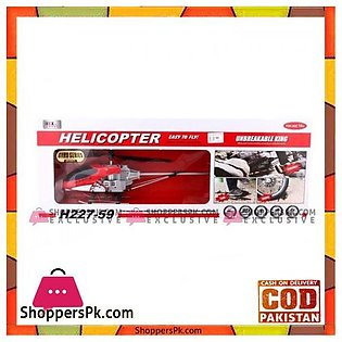 Remote Control Flying Helicopter – H227-59
