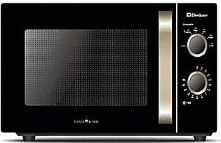 Dawlance Manual Electric Microwave Oven Black DW374