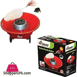 HeHouse Cotton Candy Maker HE-9008-PBL