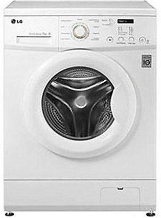 LG Front Load Washing Machine – 8kg – F10C3QDP2 White