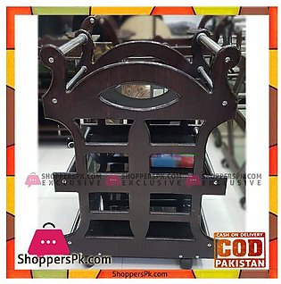 Chinese Style Tea Trolley