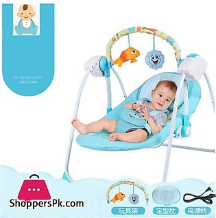 Baby Electric Rocking Chair PS828F