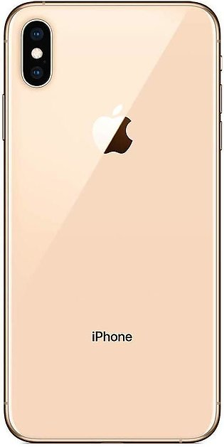 Apple iPhone XS Max (4G, 256GB Gold) – PTA Approved