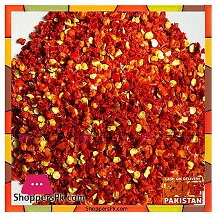 Red Chillie Crushed – 1 Kg