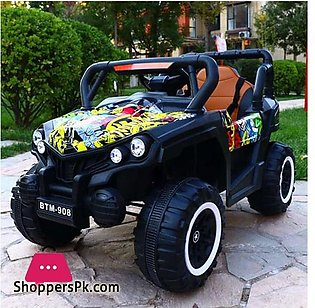 Cheeta Jeep BTM-908 Electric Ride on Toy Car for Kids