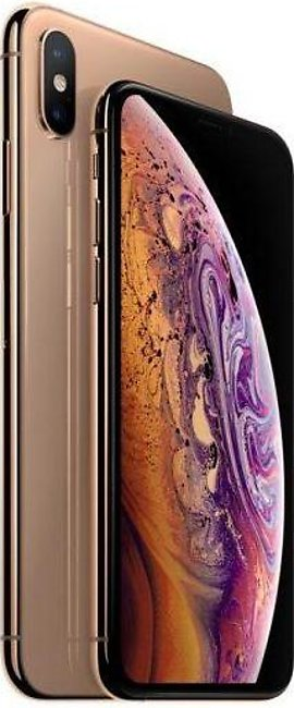 Apple iPhone XS Max (4G, 512GB, Gold) – Single Sim PTA Approved