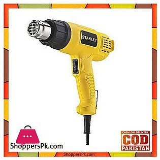 Stanley Skh1800 1800W 400-550C Heat Gun-Yellow & Black