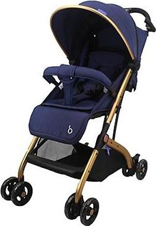 EXCLUSIVE STROLLER BLUE QZ1-221