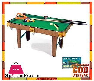 Pool Table for Kids 1029