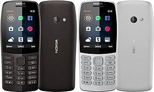 Nokia 210 Red With 1 Year Official Warranty