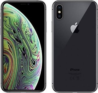 Apple iPhone XS (4G, 64GB, Space Gray) – PTA Approved