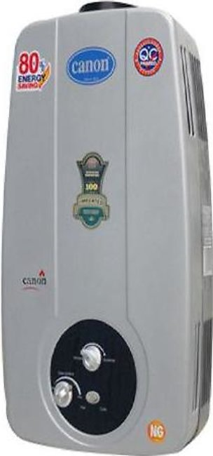 Canon 10Ltr Instant Geyser Gas