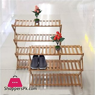 X-BAMBOO SHOE RACK 3 TIER