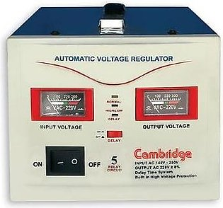 Cambridge Appliance Stabilizer P 1600