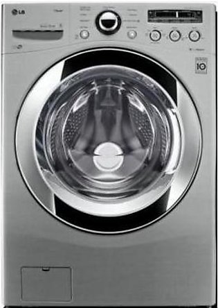 LG Front Loading Washing Machine – 15 kg –  F10F6RDS27