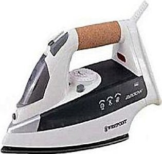 Westpoint Wf-2020 Deluxe Steam Iron 2200 Watts White