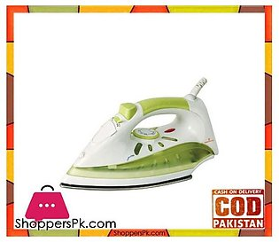 Westpoint WF-2021 – Steam Iron – White and Green
