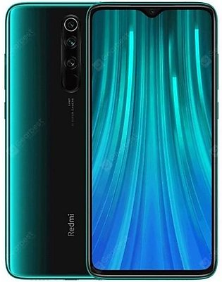 Xiaomi Redmi Note 8 Pro (4G, 6GB RAM, 128GB ROM, Forest Green) With 1 Year Offi…