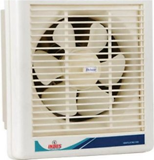 Indus Fans 55 watt Plastic body exhaust fan