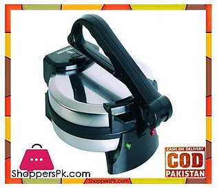 Westpoint Electric Roti Maker – Silver