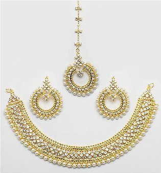 Women Necklace jewelary Set (PS-52)