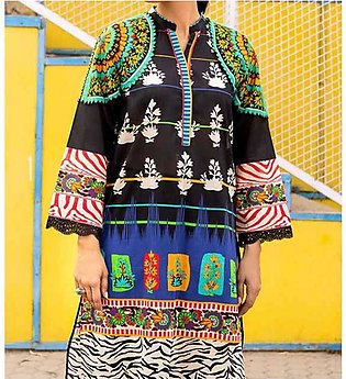 Lawn 90/70 Digital Printed Suit With Lawn Duppata (DRL-870)