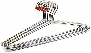 20 Pieces Stainless Steel Clothes Hanger Set