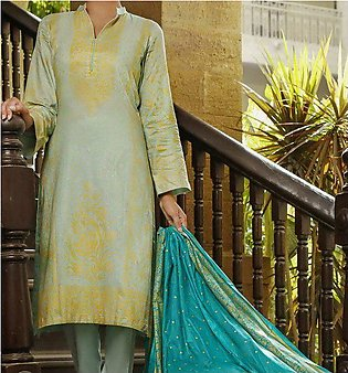 VS Classic Printed Lawn Collection With Lawn Dupatta 20-119B