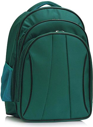 LS00399 Teal Backpack Rucksack School Bag