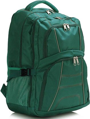 LS00444 Teal Backpack Rucksack School Bag