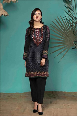 DPL20-73 Suit | Embroidered | 2 Pc