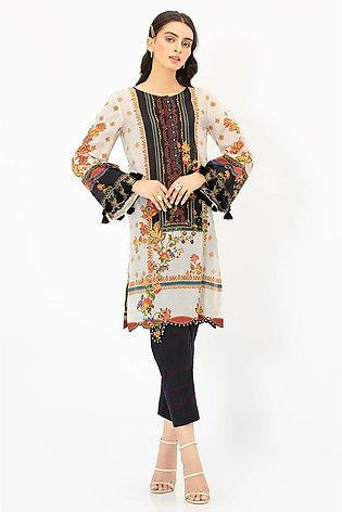 DPL20 399 Suit | Printed | 2 Pc Shirt | Dyed Trouser